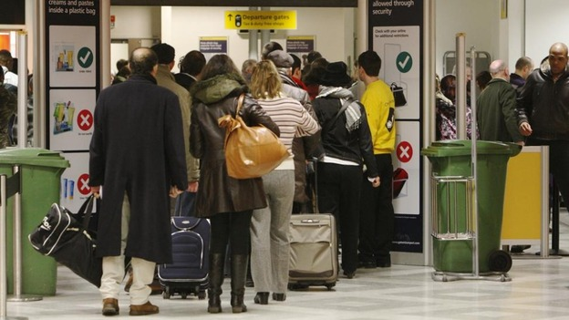 Passengers &#x27;may experience some delays&#x27; at Gatwick airport today.