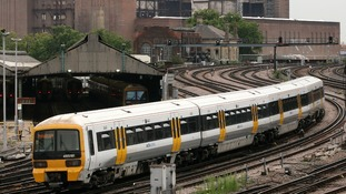Rail disruption: Southeastern trains