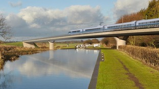 A HS2 alternative would cause 14 years of weekend disruptions, according to a Government commissioned report.