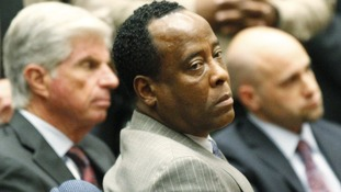 Conrad Murray has been released from prison after two years.
