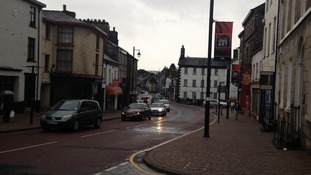 Shops on Highgate in Kendal would be included in the Business Improvement District.
