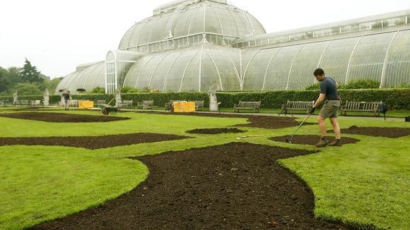 Kew Gardens Shuts Due To Storm Damage London Itv News