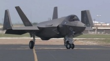 F-35C jets