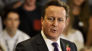 Prime Minister David Cameron has warned newspapers to act responsibly over the Edward Snowden leaks.