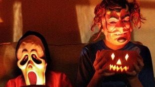 Chidren going on trick-or-treat for Halloween can now be tracked using several new smartphone apps.