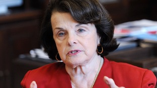 Senator Dianne Feinstein has come out against US spying on its allies.