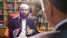 Veteran Taliban leader Agha Jan Motasim, formerly finance minister with Taliban regime, speaking with John Irvine.