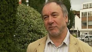 Derek Osbourne, former council leader of Kingston Borough Council