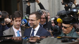 US ambassador in Spain, James Costos