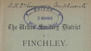 Finchley Medical Report (1894)