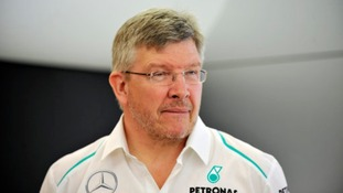 There is mounting speculation on Ross Brawn's future with Mercedes.