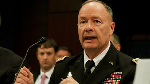 Director of the US National Security Agency General Keith Alexander.