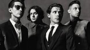 Mercury Prize nominees Arctic Monkeys