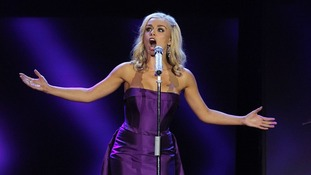 Katherine Jenkins has lived with the condition since she was a child.