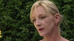 Kerry Needham, the mother of missing toddler Ben