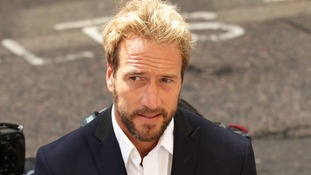 Ben Fogle said his drink was spiked with an LSD-type drug.