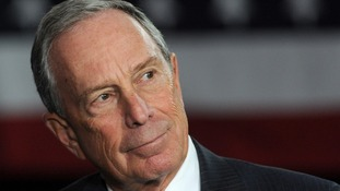 New York Mayor Michael Bloomberg is one of several billionaires who feature in the Forbes list.