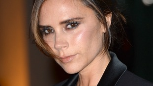 Victoria Beckham pictured last month.