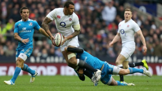 Courtney Lawes has been in superb form so far this season.