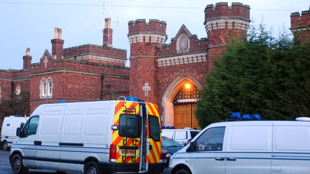 Cellmate Arrested After Peeping Tom Found Dead Itv News