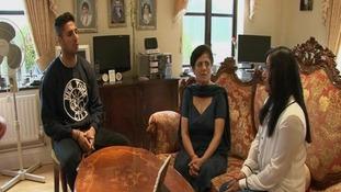 Jaskomal's family