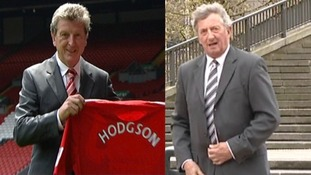 Spot the difference? Roy Hodgson look-a-like says resemblance is 'extraordinary'