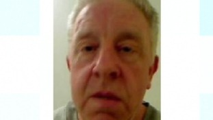 Escaped prisoner Alan Giles