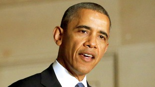 US President Barack Obama will conduct a review of intelligence gathering.