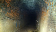View down the Glenfield Tunnel