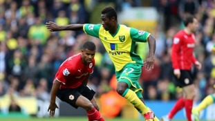 Alex Tettey is set for a spell on the sidelines.