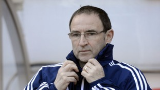 Martin O'Neill looks set to be named Republic of Ireland manager.