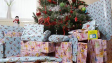 According to the survey, £145 will be spent on presents for each child this year.