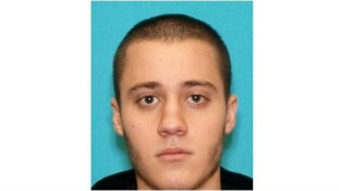 Suspected gunman Paul Anthony Ciancia, 23, is in a critical condition after being shot by police officer.