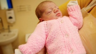 The man who found a baby in a Birmingham park said he first thought the little girl was a bag of kittens.