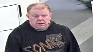 This man is wanted in connection with a series of sexual assaults at Birmingham New Street