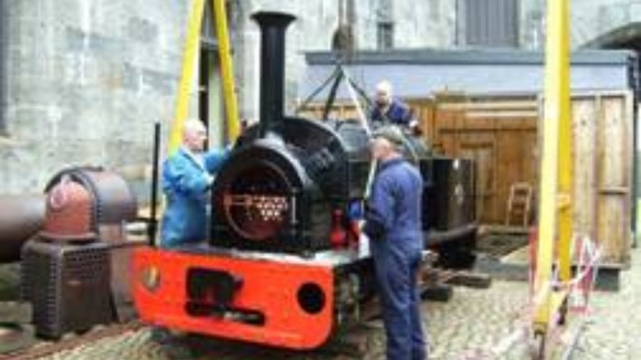 Hugh Napier restoration