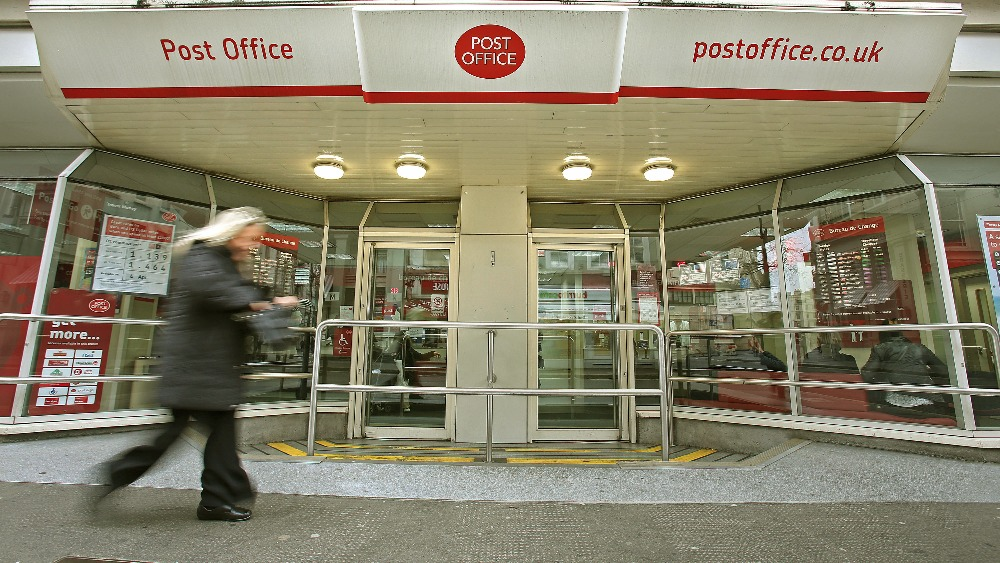 how to pay bill at post office