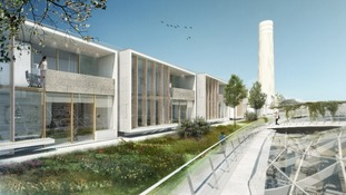 A new design for Battersea