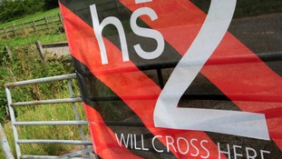 High Speed 2 is a proposed rail network linking London, Midlands and Northern England.