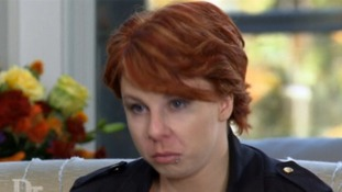 Kidnap victim Michelle Knight describes her kidnap ordeal on the Dr. Phil show.