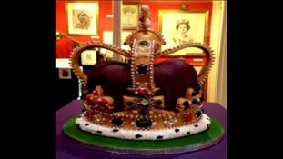 Coronation cake