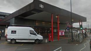 Stafford railway station