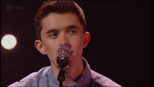 Irish singer-songwriter Ryan O'Shaughnessy