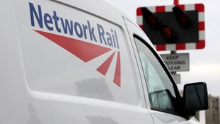 It is not yet clear if the injured man was a National Rail worker or a contractor