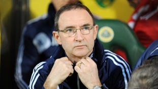 Martin O'Neill looks set to be named as Republic of Ireland manager.