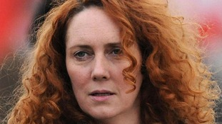 Rebekah Brooks, former  Chief Executive of News International