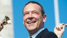 Britain's ambassador in Berlin, Simon McDonald.