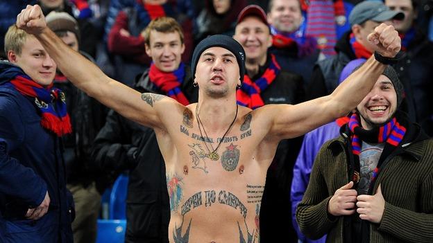 Resultado de imagem para cska moscow fans