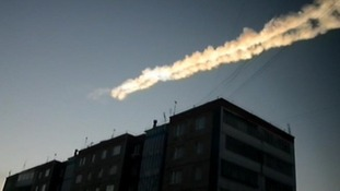 Huge Russian meteor was 'a wake-up call for humanity'