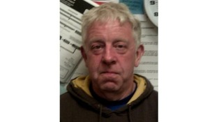 Alan Giles has been arrested after absconding last week.